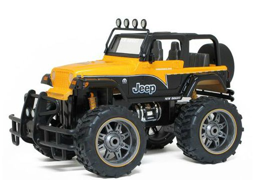 Full-Function Radio-Controlled Mopar Jeep $36 (Reg 54.97) - http://couponingforfreebies.com/full-function-radio-controlled-mopar-jeep-36-reg-54-97/