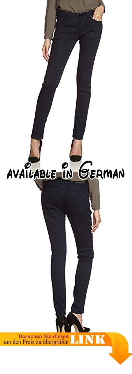 edc by ESPRIT Damen Skinny Jeans mit schönem Fit, Gr. W26/L32, Blau (C RINSE 938). Skinny Jeans. mit hohem Stretchanteil #Apparel #PANTS