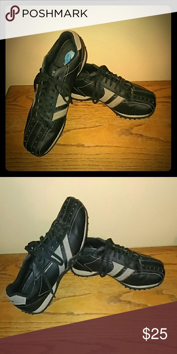 Skechers Mens shoes Great condition -wore a couple of times. Skechers Shoes Loafers & Slip-Ons