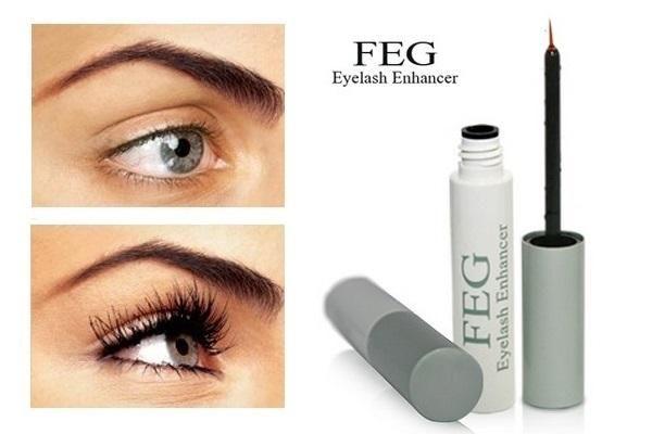 Få smukke, fyldige og forførende vipper med FEG Eyelash Enhancer