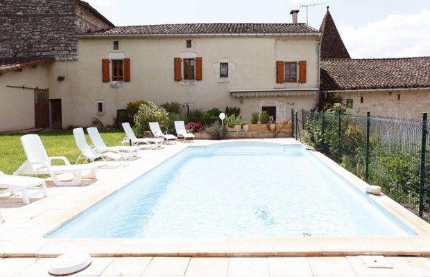 Gîte n°G636 Frausseilles, med pool - men langt væk, 17 t 55 min 1.844 km 16 t 11 min uden trafik ca. 6300 kr
