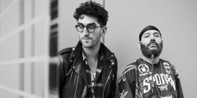 Chromeo On Going Mainstream, Why U2 Failed And Not Being 'In Music For The Profit'