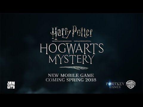 Harry Potter: Hogwarts Mystery Ön Kayıt Ol   Mobil Oyun Videoları