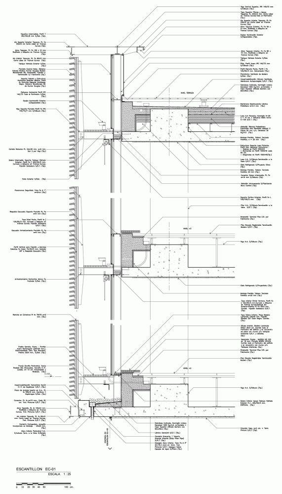 Transoceánica Building / +arquitectos