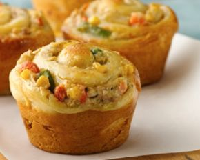 Dinner Made Easy. 50 muffin tin recipes!