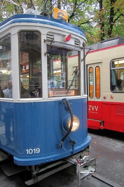Zürich: Bellevueplatz by wallyg on Flickr