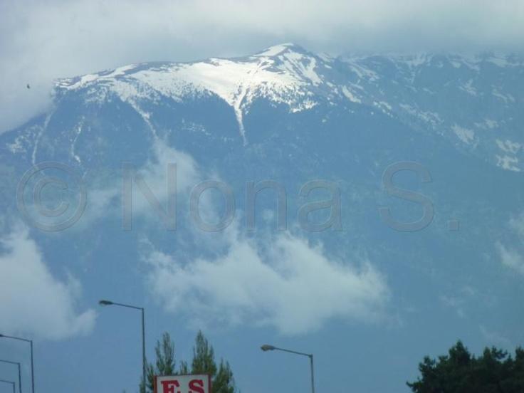 Mt. Olymp ...in Greece