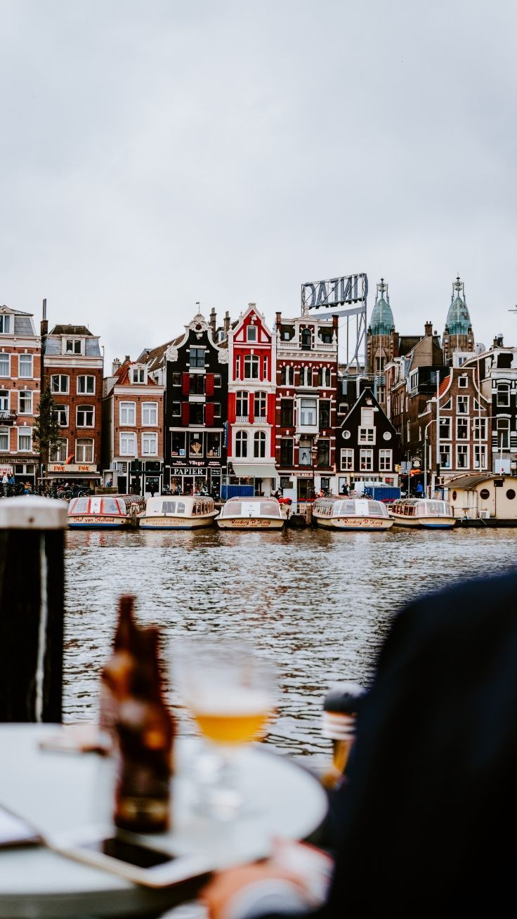 Amsterdam Iphone Wallpapers Amsterdam Travel Amsterdam