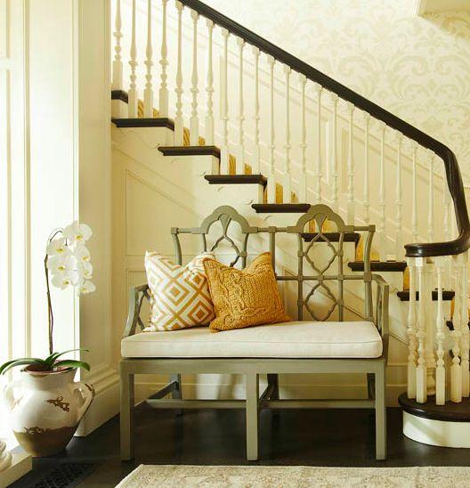 Higgins Group Interior Design Nanaimo Including Hallway Bench