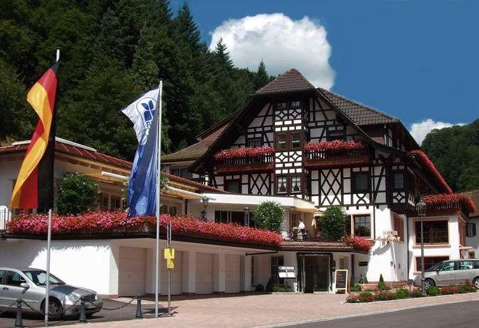Flair Hotel Adlerbad in Bad Peterstal-Griesbach - hier will ich Urlaub machen!