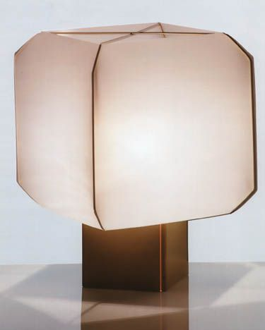 Danese Milano: Bruno Munari Bali Table Lamp