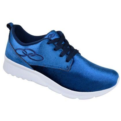 Tênis Feminino Lush Olympikus - Azul