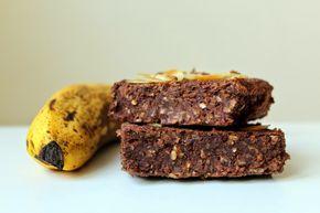 Fazolové brownies s arašídovým máslem | Cooking with Šůša
