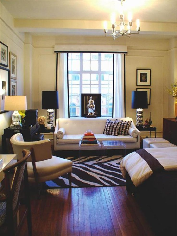 Bing : studio apartment decorating ideas Bello y con muy buen gusto, siempre te daremos ideas para decorar tu depa!