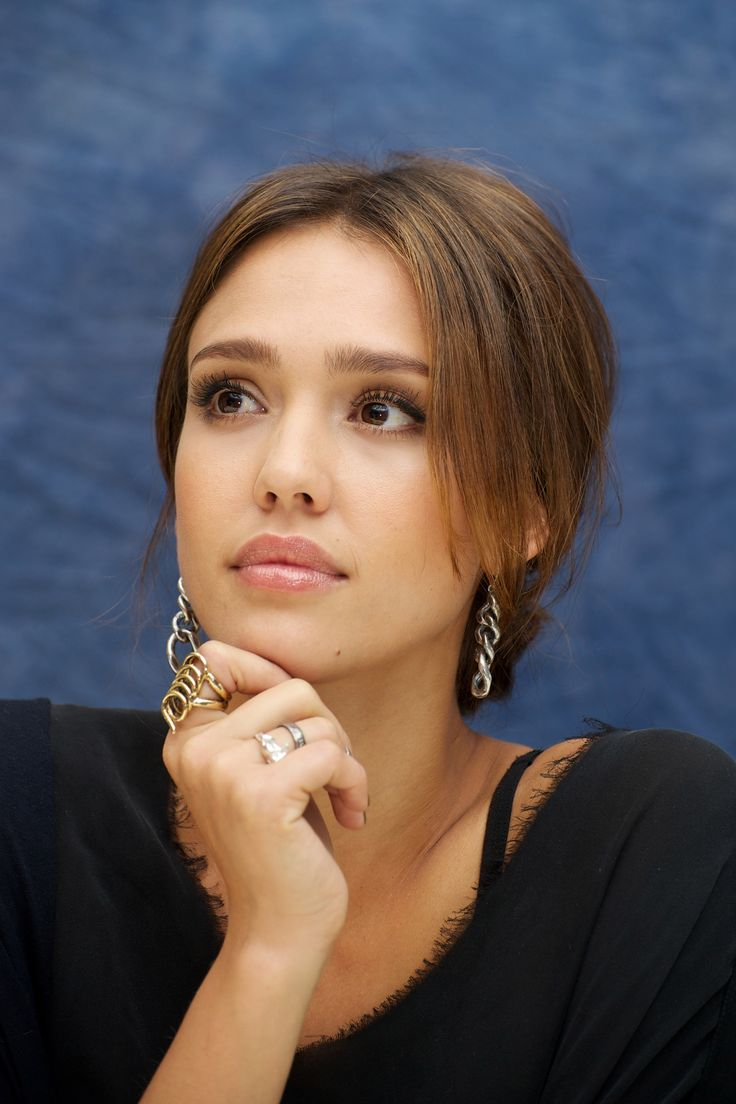 Jessica Alba - Father is Mexican American, while mother is of Danish and French ancestry.  Born in California
