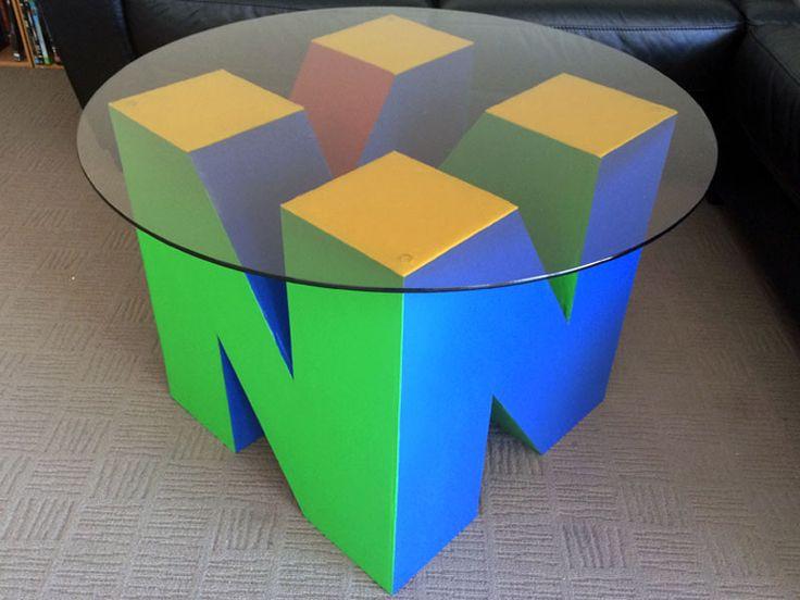 Nintendo 64 Coffee Table
