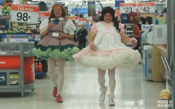 This is for real.. OMG, I'd die if I saw this in my local Walmart.
