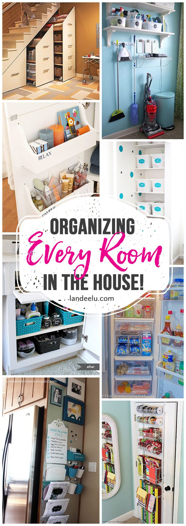 pretty and inexpensive ways to organize your home - How To Organize Your Home