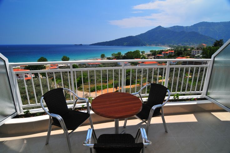Emerald Hotel - suite balcony sea view www.travelbiz.ro