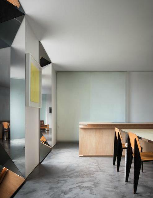 FLODEAU Thomas Phifer Fifth Avenue Apartment 5