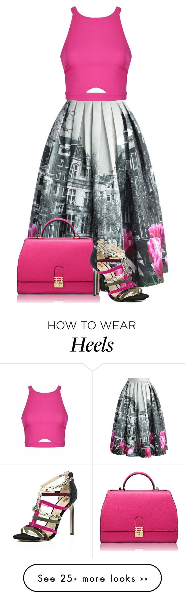 """""""Untitled #4714"""" by cassandra-cafone-wright on Polyvore"""