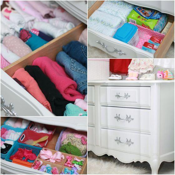 Kitchen Organization For Baby Stuff: Best 25+ Clothes Drawer Organization Ideas On Pinterest