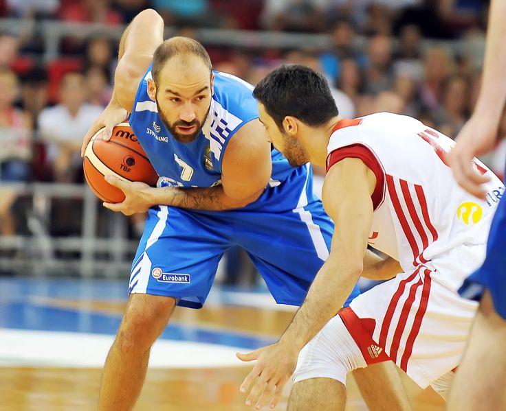 Βασίλης Σπανούλης eurobasket 2015