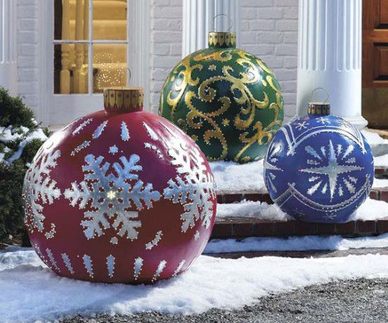 Breathtaking Outdoor Christmas Decorations For Some Holiday Cheer! | Random Talks