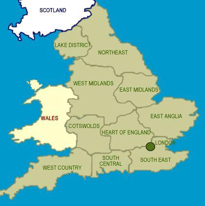 Virtual Tour of England