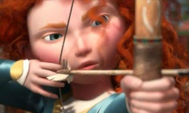 Brave: il primo trailer ufficiale del nuovo film Pixar