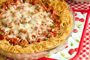 Spaghetti Pie: Spaghetti Pie, Pasta Recipes, Yummy Food, Dinner Ideas, Favorite Recipes, Kid