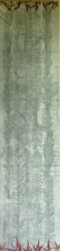 Alexis Neal, Silver Lining, Etching and Relief on 1120 x 270 mm paper, from an edition of 6, 2007. NZ$760 incl GST.