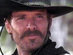 """Michael Biehn as Johnny Ringo in the movie Tombstone """"Look, dahlin, Johnny Ringo is an educated man. Now I really hate him..."""""""