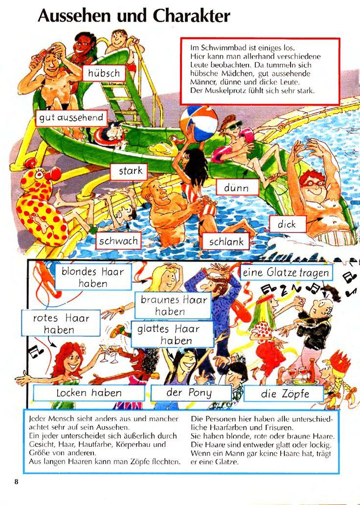 483 best Deutsch Lernen images on Pinterest | German language ...