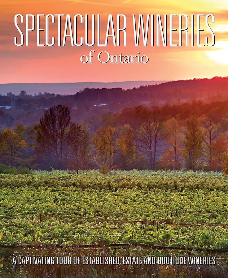 Presenting the majesty and wonder of Canadian wine country, Spectacular Wineries of Ontario is filled with large color images and detailed commentary on more than 60 fabulous wineries and vineyards. Profiling the province's verdant appellations of Lake Erie North Shore, Niagara Peninsula, Pelee Island, and Prince Edward County and containing information of interest to locals, tourists, wine lovers, and wine newcomers alike, the oenophile's handbook to Ontario.