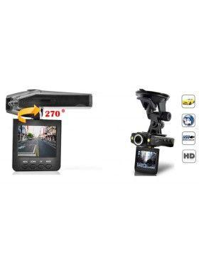 Αυτόνομη HD Κάμερα - Καταγραφικό Αυτοκινήτου με Oθόνη 2,5''