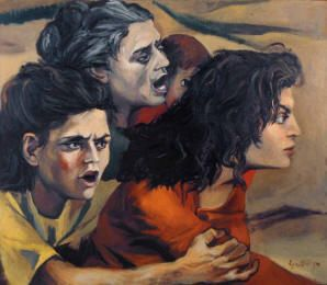 Daniela Bellotti antologia - Renato Guttuso