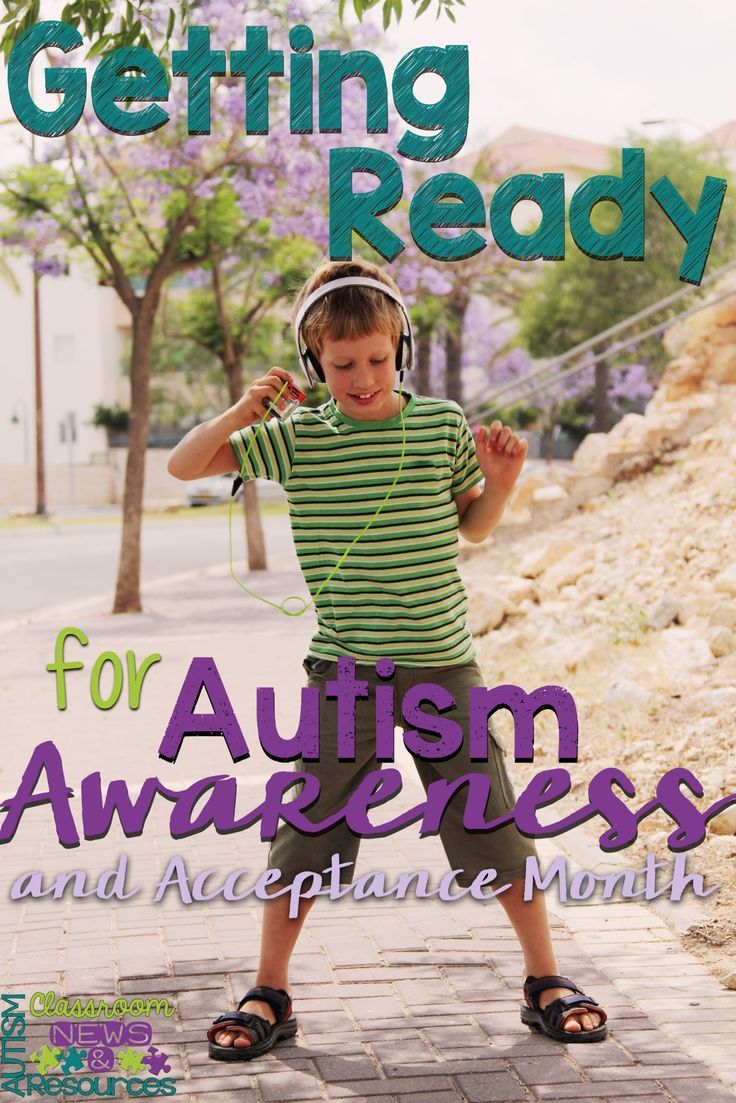 5 ways to raise autism awareness in your school and community.  We need more awareness and we need more acceptance of individuals with autism in our communities.