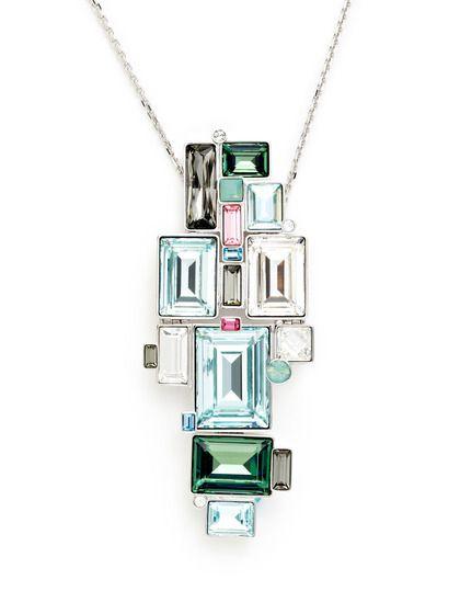 Reload Pendant Necklace by Swarovski Jewelry
