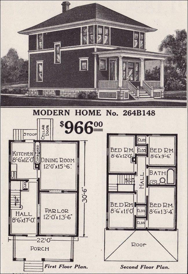 Cool American Foursquare Classic Home - 1f5047e6aec526d6da8a7fdd111f4fe4--sears-craftsman-craftsman-style  Gallery_50119.jpg