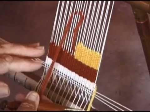 Woven Tapestry Techniques - Brennan-Maffei.com