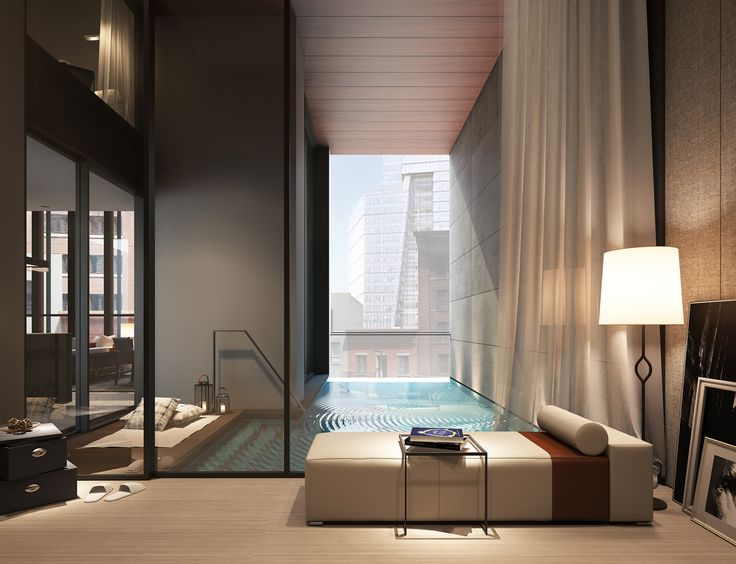 Soori High Line looks to integrate heated pools into more than half of its residences.