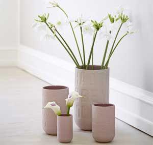 Love Song vaserne er den søde gaveide til hjemmet