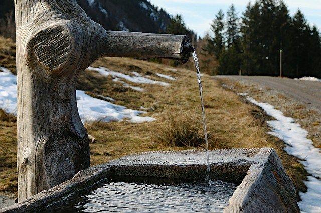 Excava el pozo antes de que tengas sed.