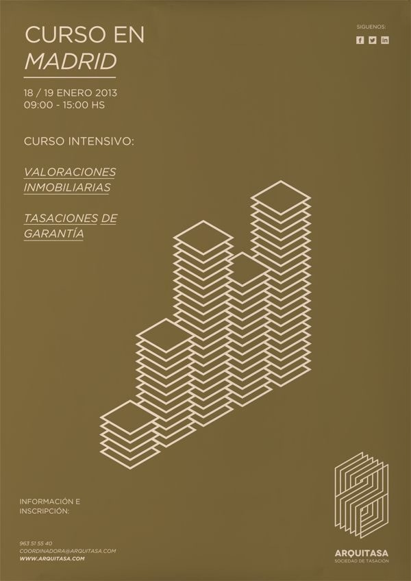 Posters 2009 - 2014 by Mariano Fiore, via Behance