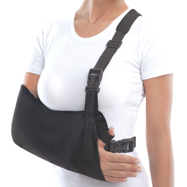 how to make arm sling for shoulder