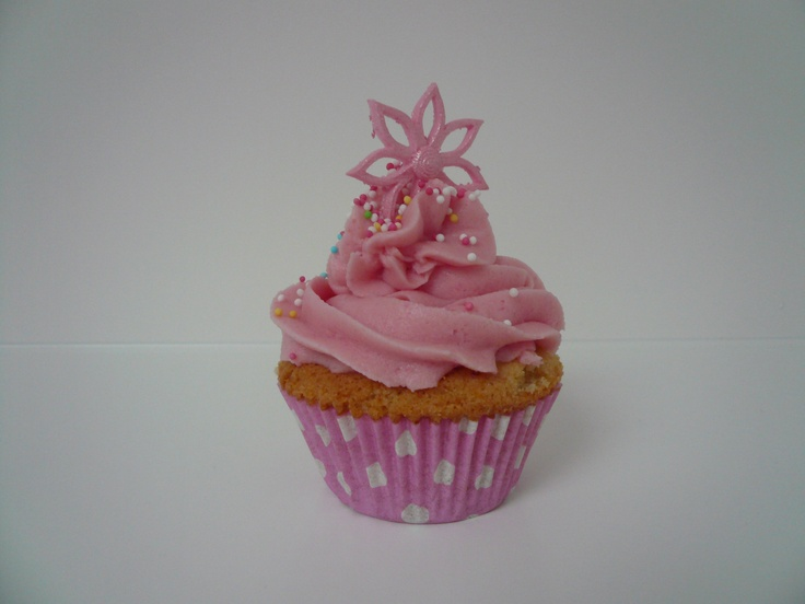 Heerlijke cup-cakes!