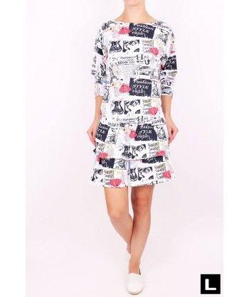 Letné šaty fashion