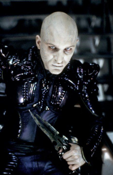 Tom Hardy in Star Trek: Nemesis (2002)