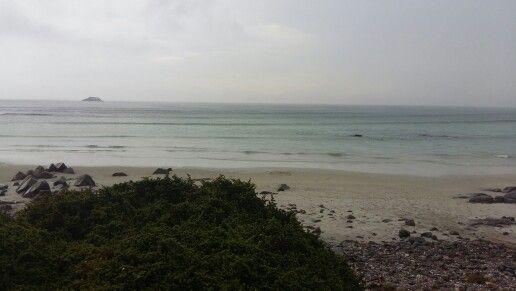 Weskus kind. West coast. South Africa